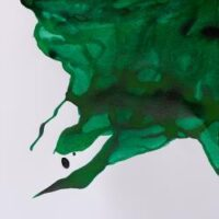 094376899924-W&N DRAWING INKS [SWATCH] EMERALD4 (For screen)