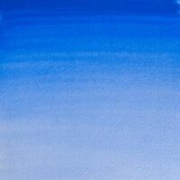 094376902433-W&N COTMAN [SWATCH] COBALT BLUE HUE (For screen)