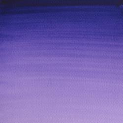 094376902440-W&N COTMAN [SWATCH] DIOXAZINE VIOLET (For screen)