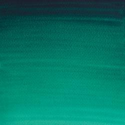 094376902709-W&N COTMAN [SWATCH] VIRIDIAN HUE (For screen)