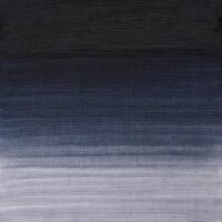 ARTISTS' OIL COLOUR BLUE BLACK