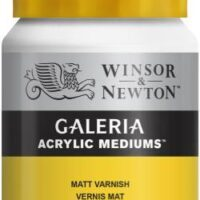 GALERIA 250ML MATT VARNISH