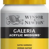 GALERIA 250ML SATIN VARNISH