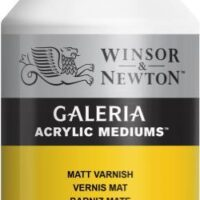 GALERIA 500ML MATT VARNISH