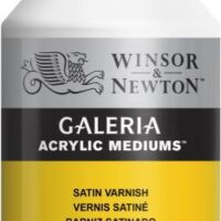 GALERIA 500ML SATIN VARNISH