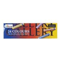 INSCRIBE 24 OIL PASTELS