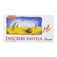INSCRIBE 48 ASSORTED PASTELS