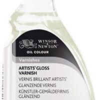 OIL MEDIUM 250ML ARTISTS' GLOSS VARNISH