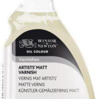 OIL MEDIUM 250ML ARTISTS' MATT VARNISH