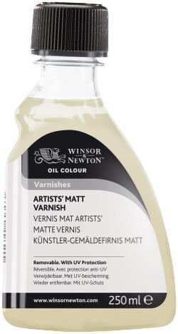 OIL MEDIUM 250ML ARTISTS' MATT VARNISH