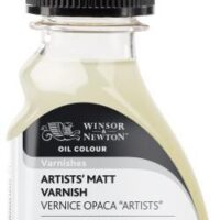 OIL MEDIUM 75ML ARTISTS' MATT VARNISH