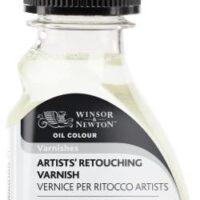 OIL MEDIUM 75ML ARTISTS' RETOUCHING VARNISH