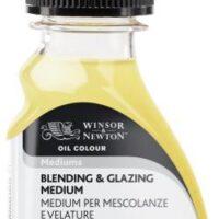 OIL MEDIUM 75ML BLENDING & GLAZING MEDIUM