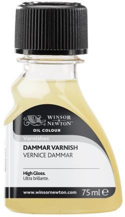 OIL MEDIUM 75ML DAMMAR VARNISH
