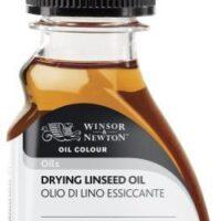 OIL MEDIUM 75ML DRYING LINSEED OIL