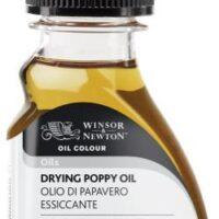 OIL MEDIUM 75ML DRYING POPPY OIL
