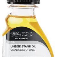 OIL MEDIUM 75ML LINSEED STAND OIL