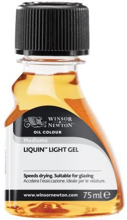 OIL MEDIUM 75ML LIQUIN LIGHT GEL