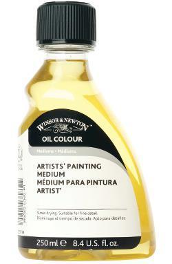 OIL Medium 250ML ARTISTS' PAINTING MEDIUM