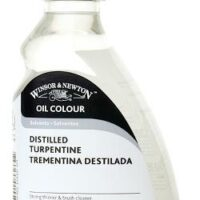 Oil Medium 250ml DISTILLED TURPENTINE