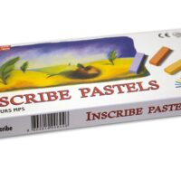 inscribe 24 assorted pastels