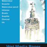 Northwich Art Shop Wet Media Pad