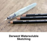 Derwent Watersoluble Sketching Pencil