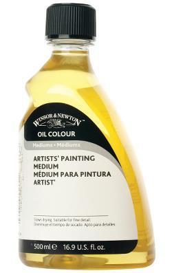 Oil Medium 500ml ARTISTS' PAINTING MEDIUM