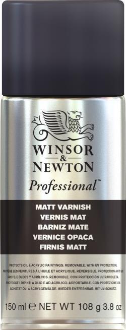 PROFESSIONAL 150ml MATT VARNISH SPRAY