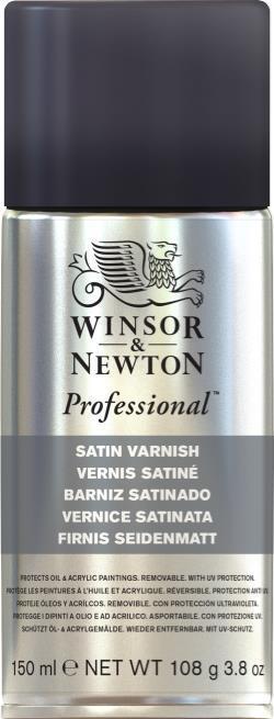 PROFESSIONAL 150ml SATIN VARNISH SPRAY