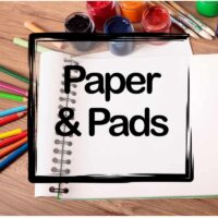 Pads and Paper
