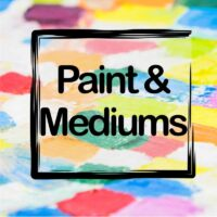 Paint and Painting Medium