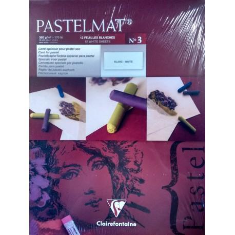 Pastelmat White 3