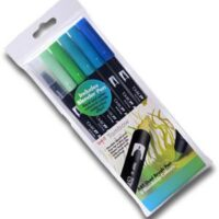 Tombow-ABT-Brush-Pen-Set-6-Ocean-ABT-6C-4