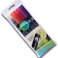 Tombow-ABT-Brush-Pen-Set-6-Sunset-ABT-6C-5