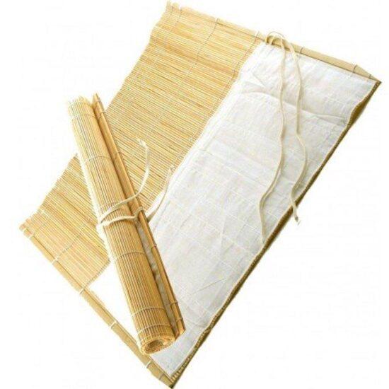 bamboo Brush Roll