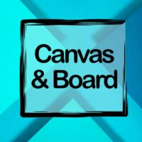 Canvas and Boards