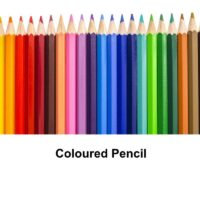 Coloured Pencil (Dry)