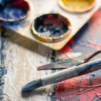 Seawhite Acrylic Paints