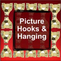 Picture Hooks and Hangings
