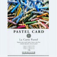 Sennelier Soft pastel Card
