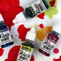 Pinata Alcohol Ink