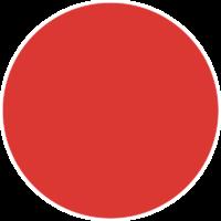 Posca Red