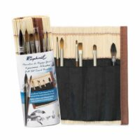 Raphael bamboo travel set
