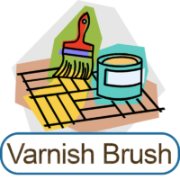 Varnish Brush