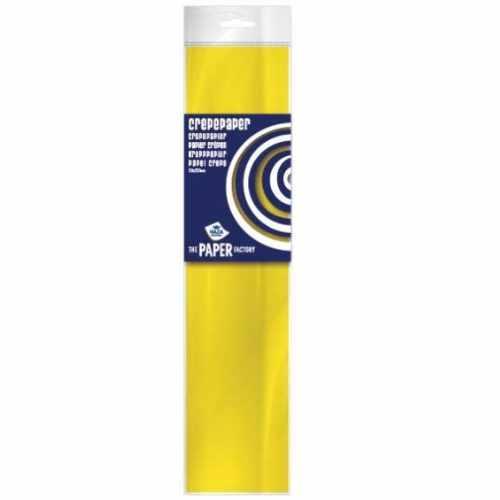 Yellow Crepe