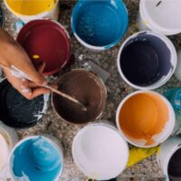 Acrylic Additives and painting mediums