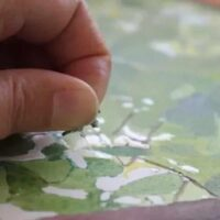 Masking Fluid and Resist