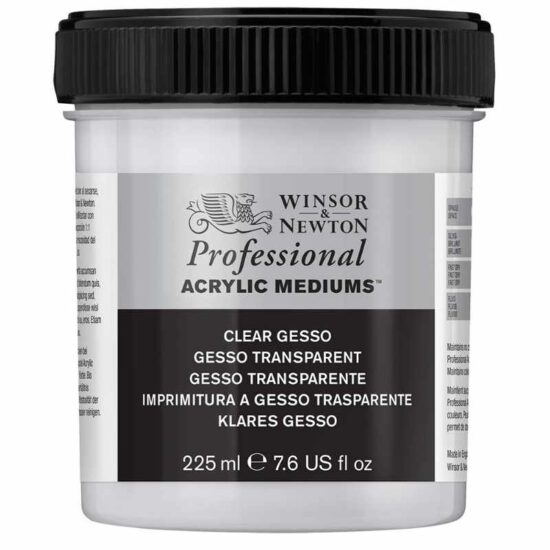 Clear Gesso 225 AA
