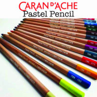 Caran D'ache Pastel Pencil